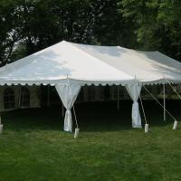30 X 60 Oval Tent